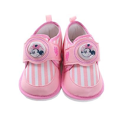 迪士尼米妮閃燈寶寶嗶嗶鞋 sk0562 魔法Baby