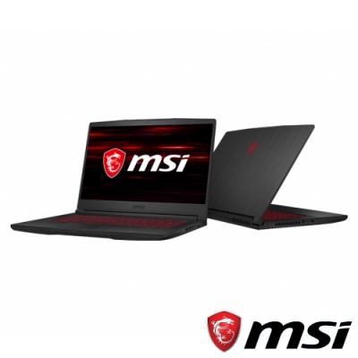 MSI微星 GF65-002 15吋電競筆電(i7-9750H/GTX1660Ti/8G)