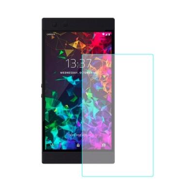 【SHOWHAN】Razer Phone 2 鋼化玻璃0.3mm疏水疏油抗指紋保護貼