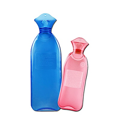 WIDE VIEW 攜帶式長短熱水袋/2入(UL-FT1)