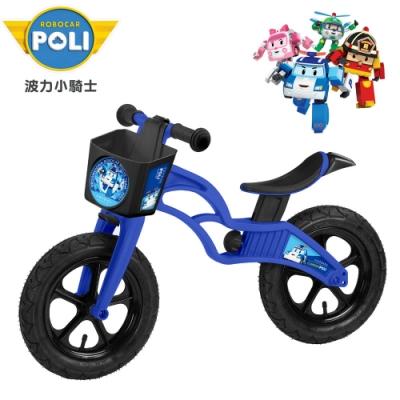 【BabyTiger 虎兒寶】Robocar Poli 救援小英雄滑步車(四款可選)-波力/安寶/羅伊/赫利