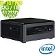 Intel 無線雙碟迷你電腦 NUC i7-10710U/32G/512SSD+1TB/W10 product thumbnail 1