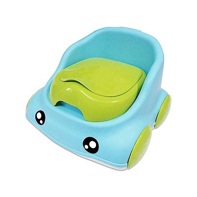 甲克虫 卡丁車兒童座便器