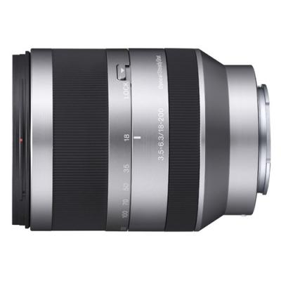(無卡-12期)SONY E18-200mm F3.5-6.3 OSS E接環專用鏡頭/公