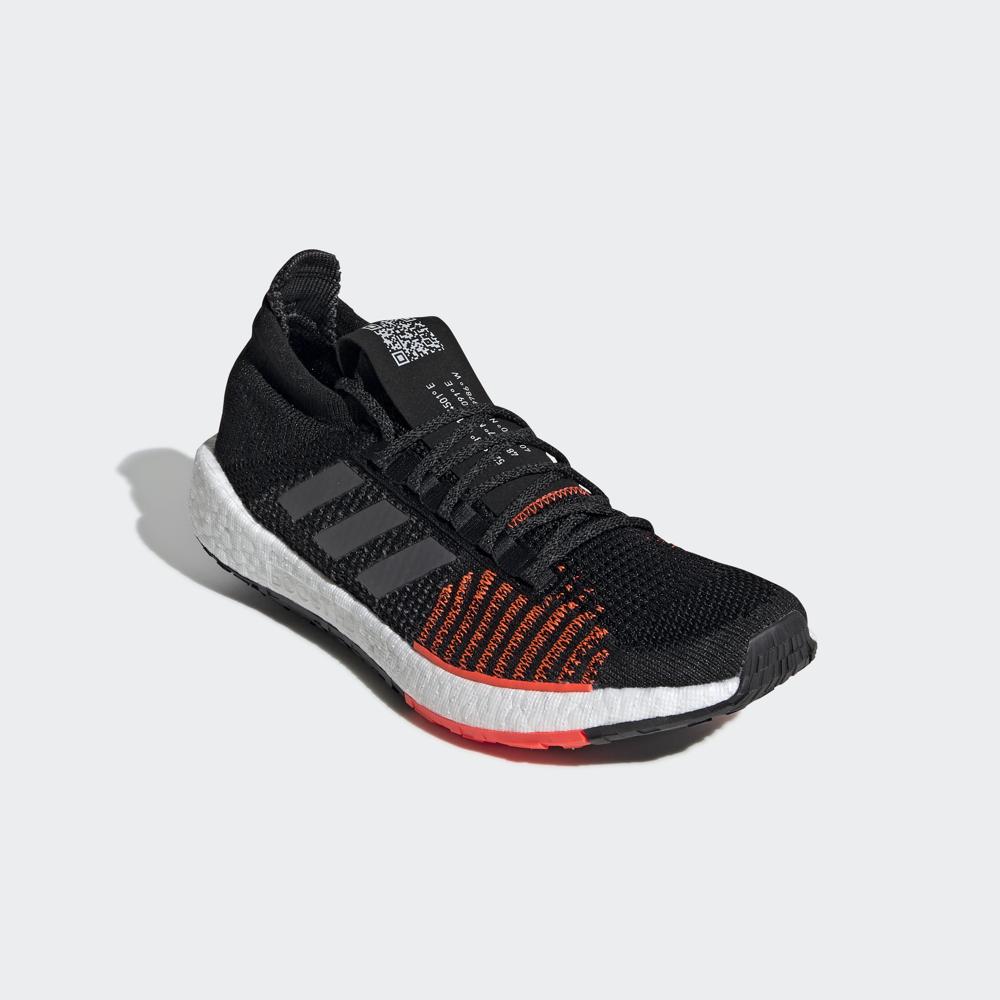 adidas PULSEBOOST HD 跑鞋 男 FU7333