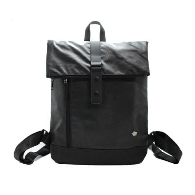 DRAKA 達卡 - 先鋒者Vanguard系列-筆電後背包-黑
