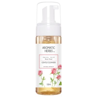 澳洲Aromatic Herbs 玫瑰泡泡潔顏慕絲 150ml