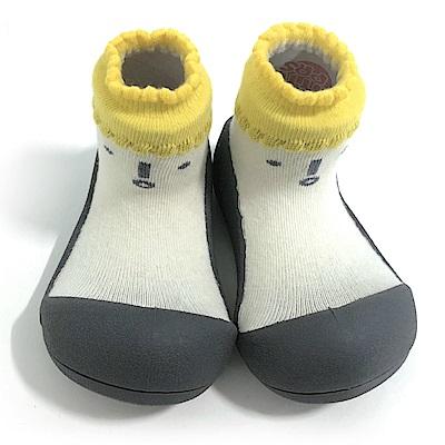 韓國Attipas 快樂學步鞋A19IY-北極熊灰底