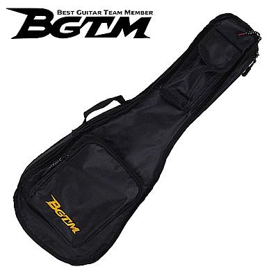 BGTM嚴選UK-01 超高質感26吋烏克麗麗琴套(雙背/厚棉)-黑