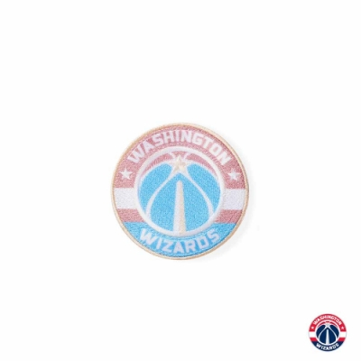NBA Store X CiPU聯名刺繡貼 巫師隊