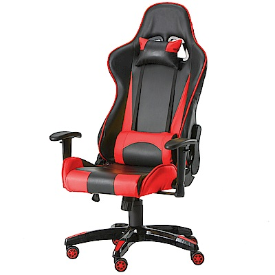 [時時樂限定]IDEA-電競3D立體包覆舒適賽車椅-4色可選