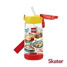 Skater 吸管水壺(480ml)PET TOMICA