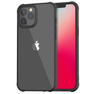 【TOYSELECT】iPhone 12 Mini BLAC霧面光防摔iPhone手機殼