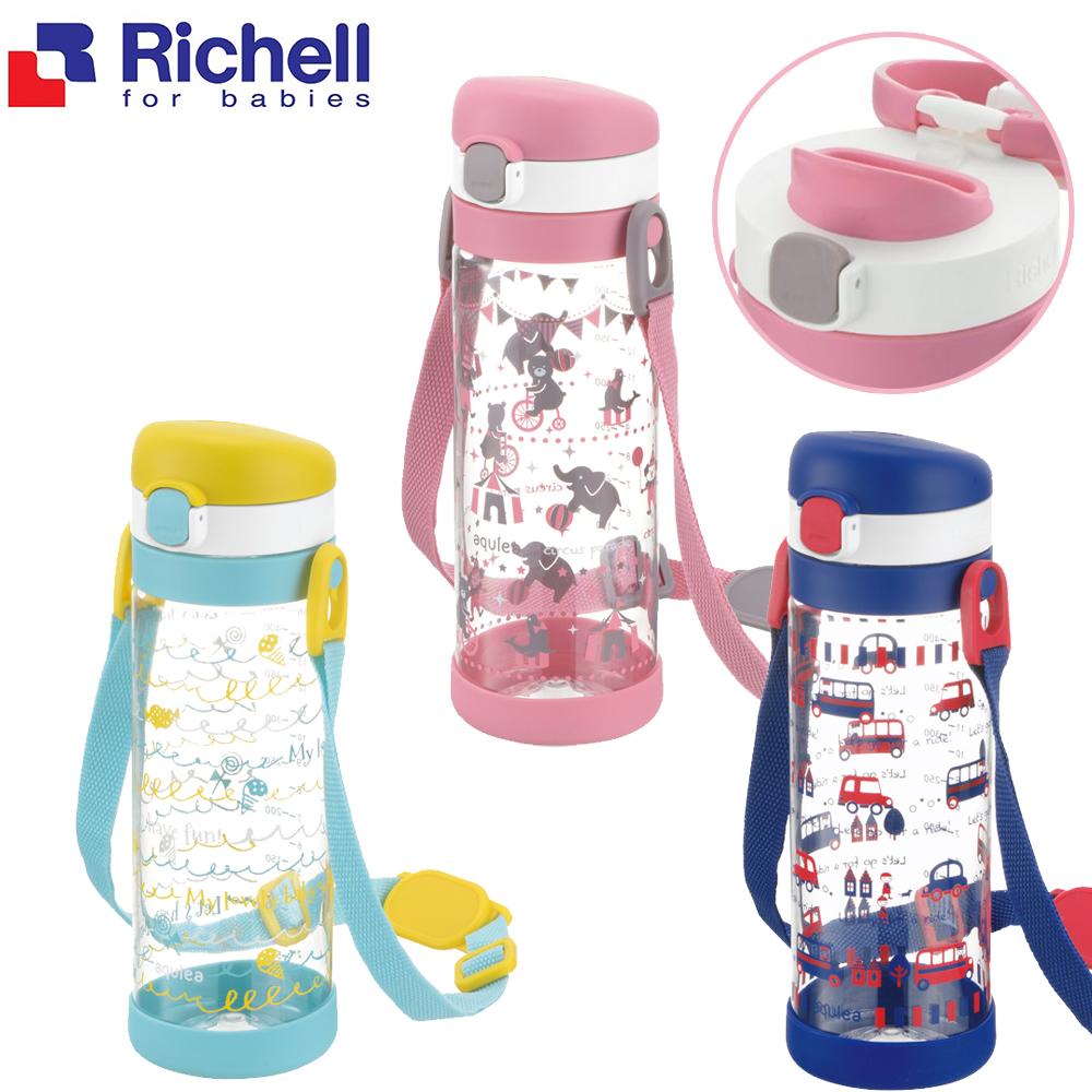 【任選】日本《Richell-利其爾》直飲冷水壺450ml