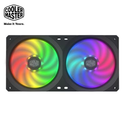 Cooler Master MasterFan SF240R ARGB 風扇