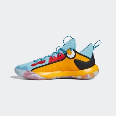 ADIDAS Harden Stepback 2 Avatar 男籃球鞋-藍黃-H01472