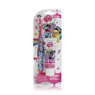 義大利進口 Disney My Little Pony口腔保健組(牙刷+牙膏25ml)