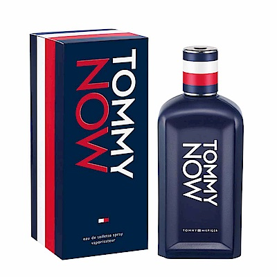 Tommy Hilfiger Tommy NOW 即刻實現男性淡香水 100ml
