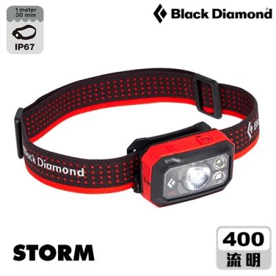 Black Diamond Storm頭燈 620658 / 橘紅色