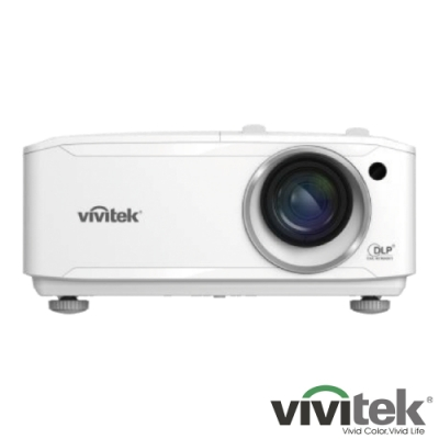 Vivitek DU4771Z-WH WUXGA 工程用中型 雷射投影機(6000流明)