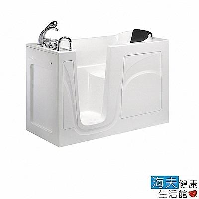 海夫健康生活館 開門式浴缸 內開式 026-A 基本款(129.5*65.5*102cm)