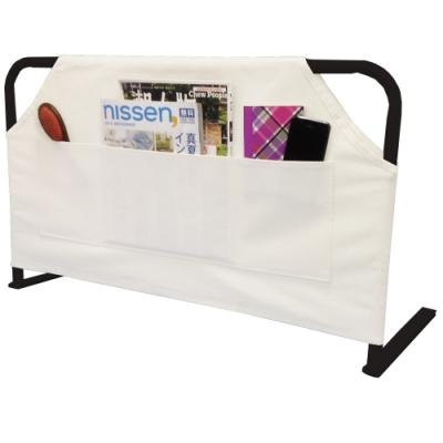 巴塞隆納─第三代簡便型收納式床用護欄(1入)