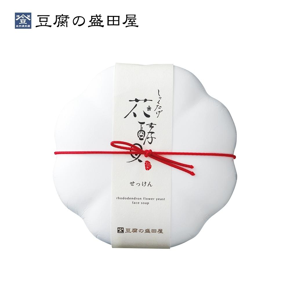 【盛田屋】花酵母精粹豆乳潔顏皂 50g