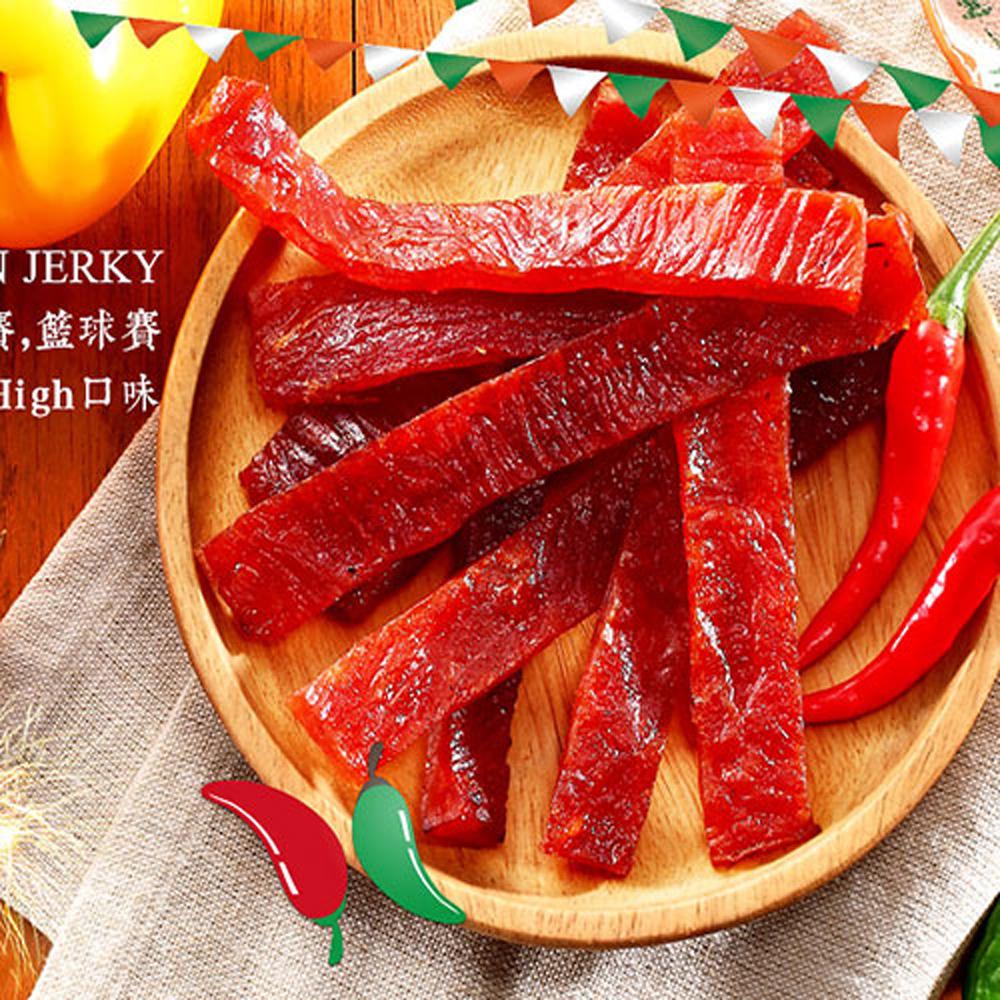 (滿額888)水根肉乾 墨西哥條子豬肉乾(160g)