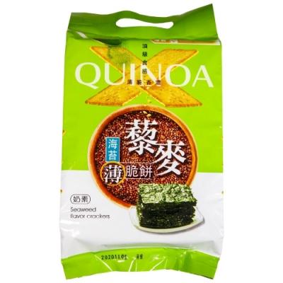 厚毅 藜麥海苔餅(270g)