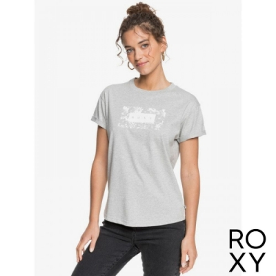 【ROXY】EPIC AFTERNOON CORPO 針織T恤 灰色
