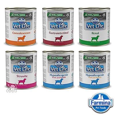 Farmina法米納 處方系列 犬用主食罐 300g 6罐