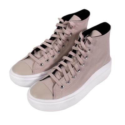 CONVERSE 帆布鞋(高統) CTAS MOVE HI SILT 女鞋 - 569545C