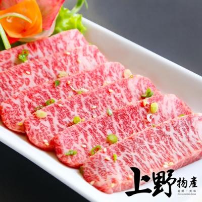 (烤肉任選899)【上野物產】澳洲和牛 厚切燒烤肉片 (200g土10%/盒)x1盒