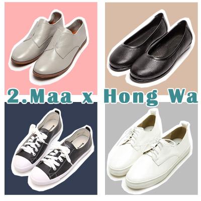 2.Maa x Hong Wa 日系女鞋 雙11限時最低價777起