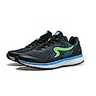 【ZEPRO】男子KIRIN系列減震耐磨運動跑鞋-極光藍