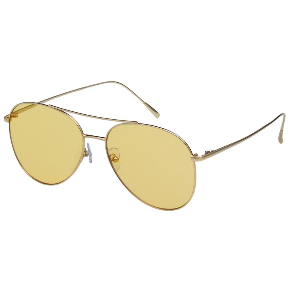 VEDI VERO 飛官款 變色 太陽眼鏡 (金色)VE880