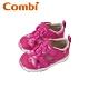 日本Combi童鞋 活力迷彩幼兒機能涼鞋-薔薇粉 product thumbnail 1