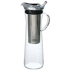 HARIO 不鏽鋼把手冷泡咖啡壺1000ml CBC-10SV