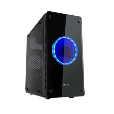 技嘉H310平台[風神獵人]雙核GTX1050Ti獨顯電腦