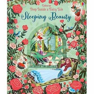 Sleeping Beauty 睡美人瞧瞧看翻翻操作書