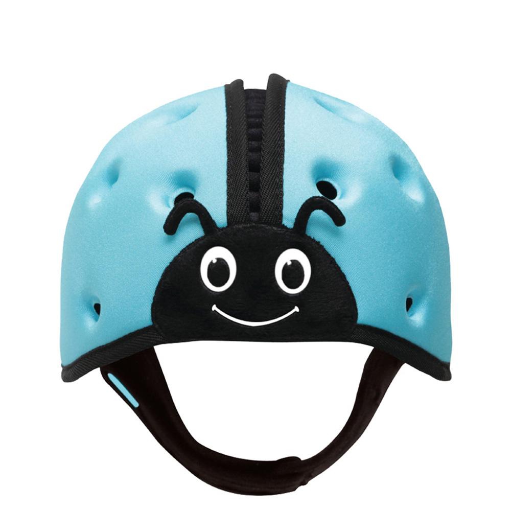 英國SafeheadBABY 幼兒學步防撞安全帽 晴空藍