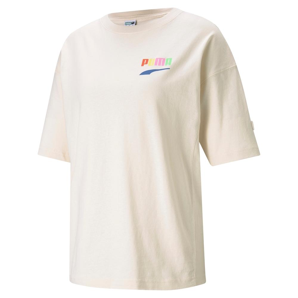 【PUMA官方旗艦】流行系列Downtown短袖T恤 女性 53024475