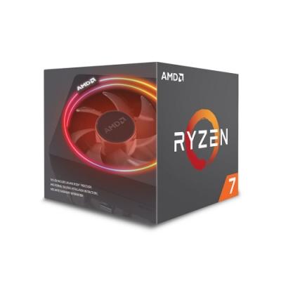 AMD Ryzen 7 2700X 八核心處理器《3.7GHz/AM4》