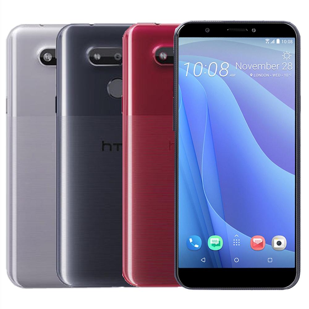 HTC   Desire 12s  HTC Desire 12s (3G/32G) 5.7吋美拍達人機