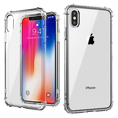 YADI iPhone X/XS 軍規空壓殼-四角防摔-5.8吋 蘋果 Apple