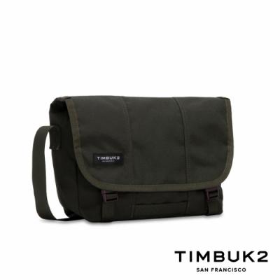 Timbuk2 Flight Classic 11 吋輕量電腦郵差包 - 墨綠