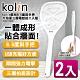Kolin歌林8.5度斜手把大拍面三層電蚊拍二入組(KEM-KU909) product thumbnail 1