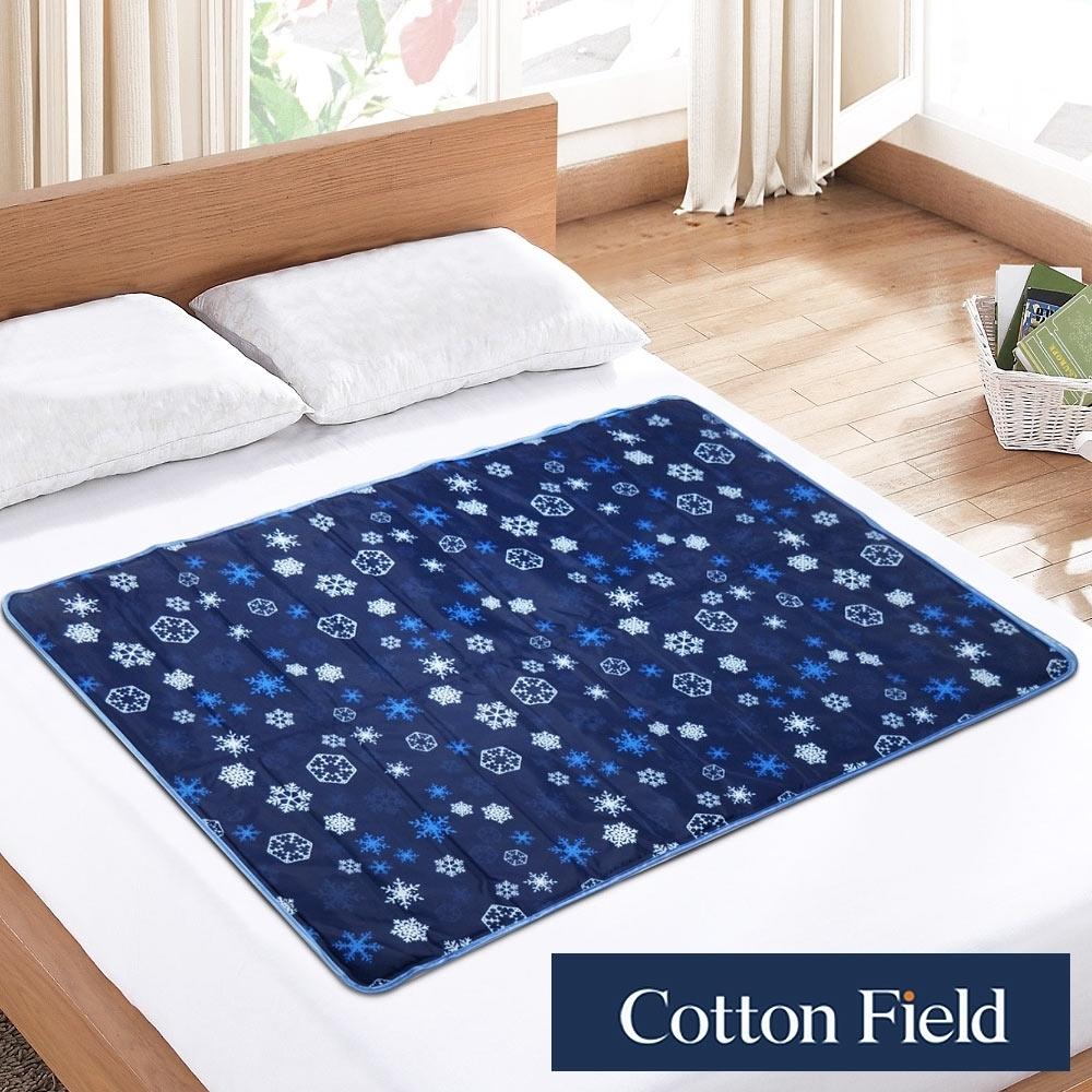 棉花田 極致酷涼印花冷凝床墊-3款可選(90x140cm)