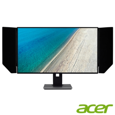 Acer PE320QK 32型 IPS 4K高解析專業電腦螢幕