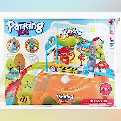 Playful Toys 頑玩具 停車場